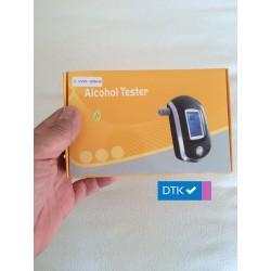 Portable Breathalyser - Digital Alcohol Breath Tester (Executive Edition)