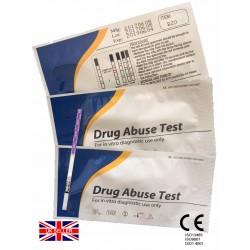 2x Benzodiazepines (BZO) Rapid Urine Test Strip